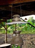 Paraffin lamp — Stock Photo