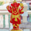 Sculpture of ganesha — Stock Photo