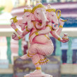 Stock Photo: Sculpture of ganesha