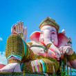Ganesha is avatar for believe hindu people  — Stock Photo