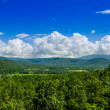 View of mountain — Stock Photo