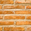 Closeup brickwall background — Stock Photo #37090001