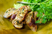 Native grilled sausage of north thailand (Sai-Aua) — Photo