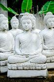 Sculpture de l'état de Bouddha — Photo