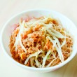 Asia fried vermicelli — Stock Photo