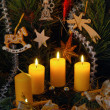 Christmas decoration — Stock Photo #14468541