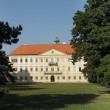 Stock Photo: Chateau Valtice, Moravia, Czech Republic