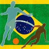 Brazil 2014 — Stock Vector