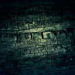 Stock Photo: Darkness Rough Textured Background
