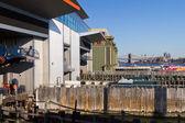 Muelle del ferry de staten island — Foto de Stock