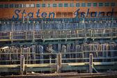 Staten Island Ferry NYC — Stock Photo