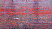 Red Brick Wall Background Pattern — Photo
