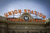 Union station v denveru colorado — Stock fotografie