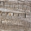 Cracked Old Wood Texture Background — Stock Photo