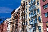 New York City Buildings — Stock Photo