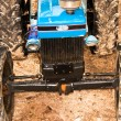 Tractor car — Stock Photo