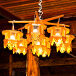 Pendant Lighting. - Foto Stock