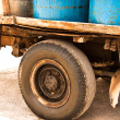 Old truck. — Stock Photo #12865271