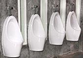 Ceramica bianca — Foto Stock