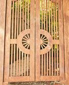 围栏. — 图库照片