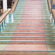 Multicolored stairs. — Stock Photo #15239767