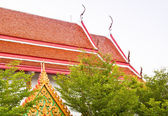 Temple roof. — Stock Photo