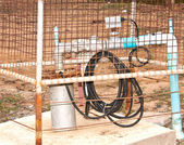 Válvula de água. — Foto Stock