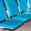 Airport chair. — Stock Photo