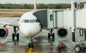 Aeronave pronta — Foto Stock