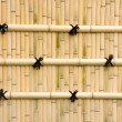 Stock Photo: Bamboo walls.