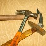 Construction tools. — Stock Photo #34940789