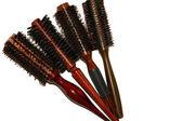 Hair brush comb — Stock Photo