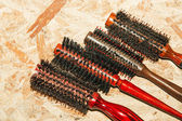 Hair brush comb — Stock Photo