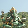Stock Photo: Ancient Ganesh