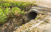 Sewers, on the ground — Stock Photo
