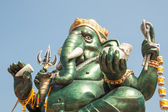 Ancient Ganesh — Stock Photo