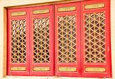 Window in Chinese art  — Stock Photo