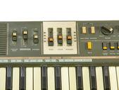 Old Digital keyboard  — Stock Photo