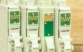 Inkjet printer cartridge — Stock Photo