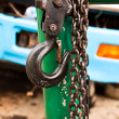 Hook the chain. — Stock Photo #9475134