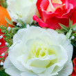 Artificial flower — Stock Photo
