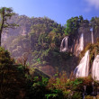Stock Photo: Thi Lo Su, biggest waterfall in Thialand