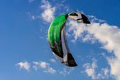 Surf kites — Stock Photo