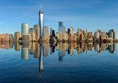 Lower Manhattan — Stock Photo