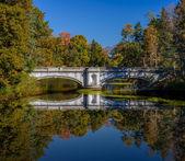 Stone bridge — Stock Photo