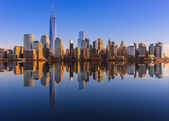 Lower Manhattan — Stock Photo