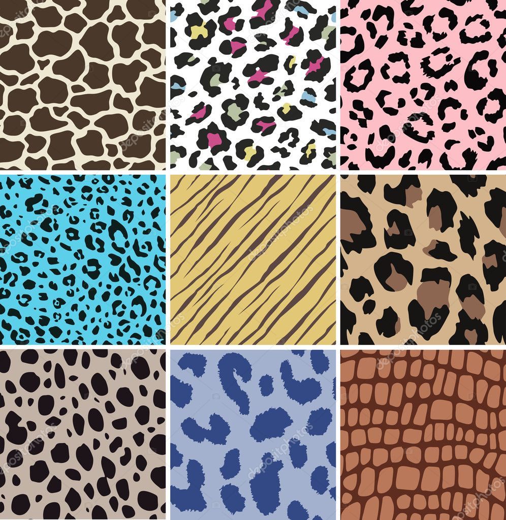 animal skin patterns seamless - photo #30