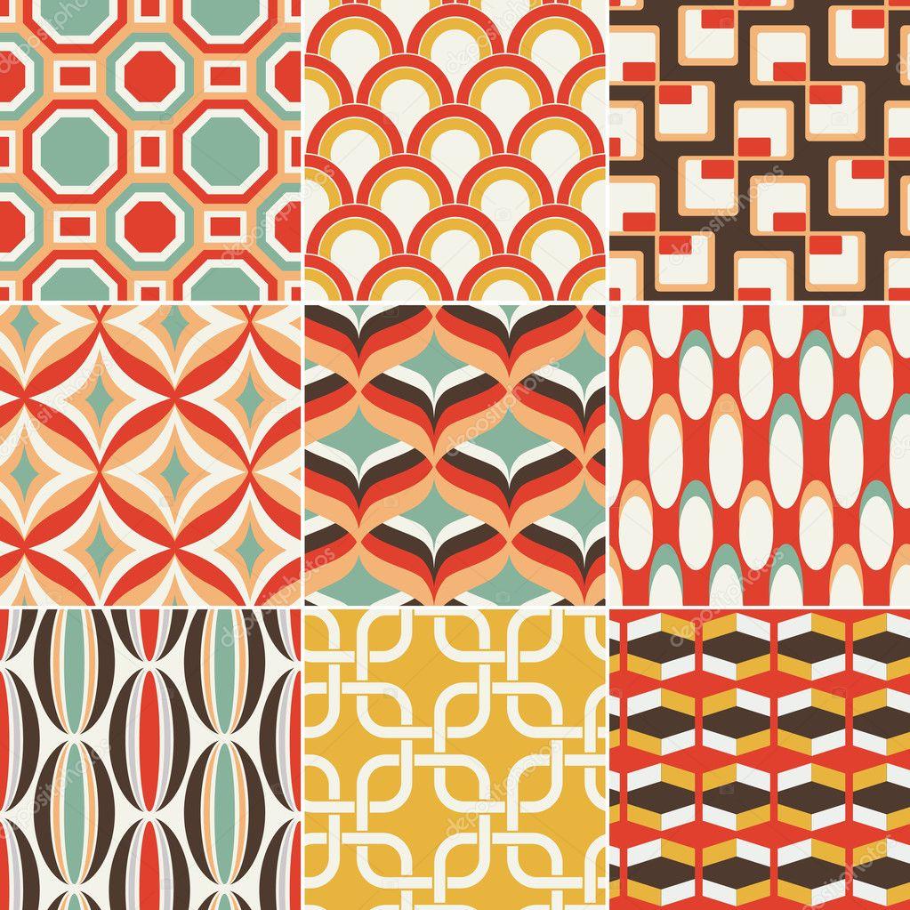 60S Wallpaper Patterns  WallpaperSafari