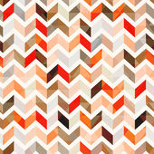 Seamless orange pattern background — Stock Vector