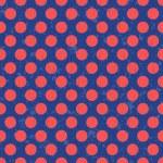 retro prickar sömlös bakgrund konsistens — Stockvektor
